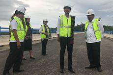 Cerita Jokowi tentang Kerja Buruh Konstruksi dan Sumbangsih ke Infrastruktur