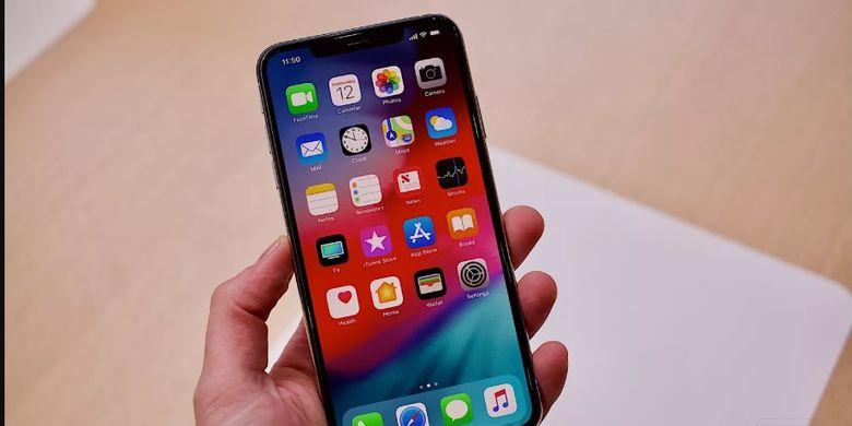 Trio iPhone X 2018