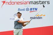 Pegolf Thailand Tetap Memimpin di BNI Indonesian Masters