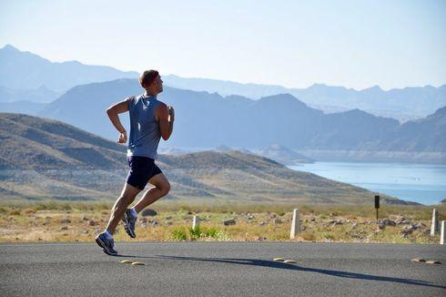 Lari Kuatkan Memori Otak, Apalagi jika Dilakukan saat Stres