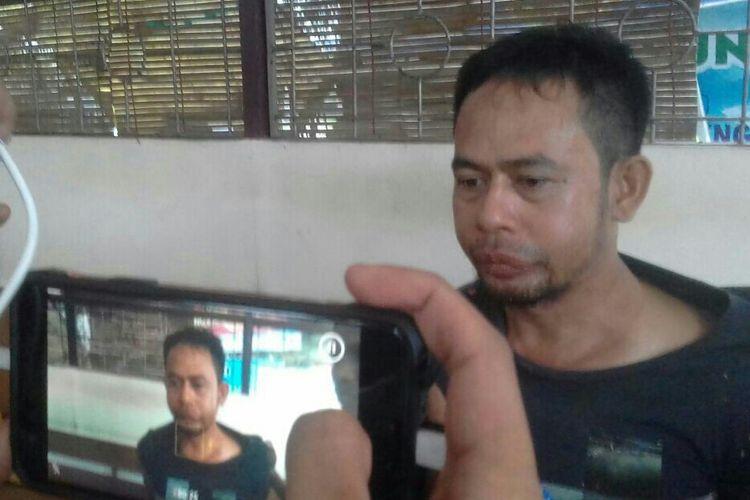 Bobi, 44 tahun, tiga kali merasakan dinginnya penjara. Itu tidak membuatnya jerih. Selepas bebas, ia kembali ditangkap polisi di tempat persembunyiannya di Baliklapan, Kaltim, setelah lebih dari tiga kali merampok.