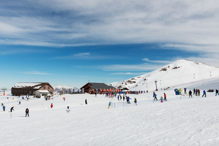 Ski Resort, Cile