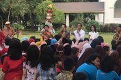 Hari Anak Nasional dan Kepolosan Anak-anak Bertanya kepada Jokowi