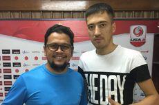 Liga 1, Semen Padang Lakukan Pra-kontrak Pemain asal Uzbekistan