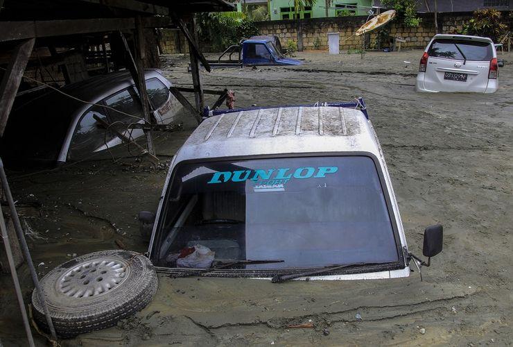 #PrayForSentani, Foto-foto Terkini Pasca-Banjir Bandang Sentani Jayapura