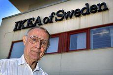 Ingvar Kamprad, Pendiri IKEA Tutup Usia