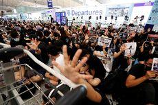 Pukuli 2 Orang di Bandara, Peserta Demo Hong Kong Minta Maaf