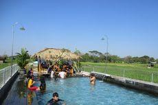Kolam Renang Pesona Alam Tirta, Berenang di Tengah Sawah Klaten