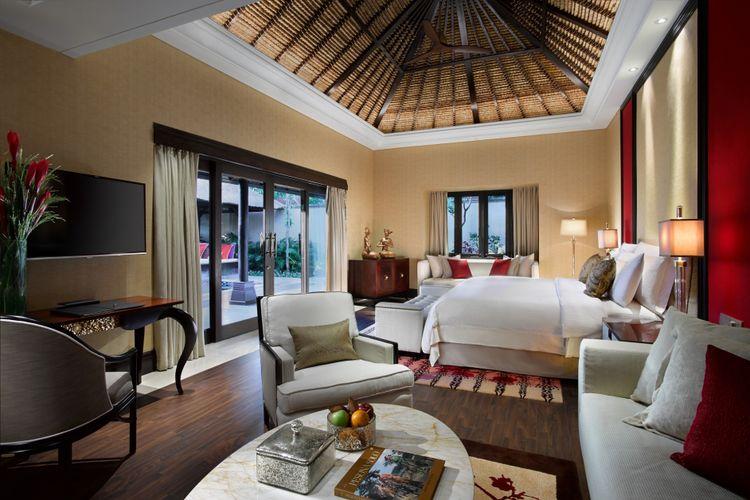 Presidential Villa Bedroom, The Trans Resort Bali.