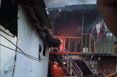 Kebakaran di Kampung Bandan, 450 Rumah Ludes