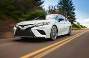 Saingi Accord, Toyota Siapkan Camry 2018