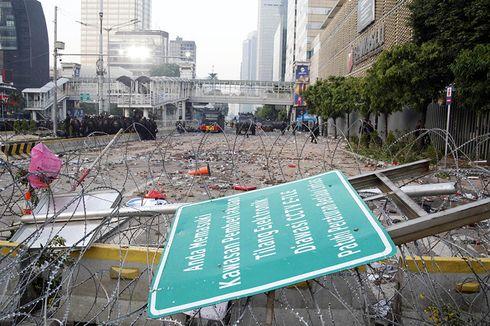 Situasi Terkini Lalu Lintas Jakarta Seusai Kerusuhan 22 Mei 2019
