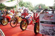 Perang Modifikasi Honda Berlanjut ke Cirebon