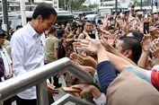 Tiba di Bali, Presiden Jokowi Langsung Diserbu Seribuan Warga