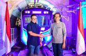 Jokowi Perintahkan Gubernur Anies Bangun MRT Jakarta Fase 3 Tahun Ini