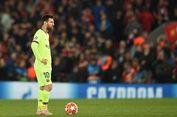 Lionel Messi Belum Bisa Lupakan Kekalahan Tragis dari Liverpool