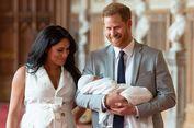Penghormatan untuk Putri Diana di dalam Nama Anak Meghan dan Harry