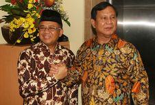 Fadli Zon: Keputusan Cawagub DKI di Tangan Prabowo dan Sohibul Iman