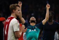Gagal di Liga Champions, Saham Ajax Jeblok