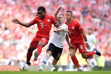 Pemain Muda Terbaik Euro 2016 Ingin Pergi dari Bayern Muenchen