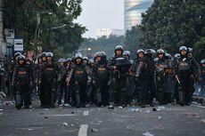 Jalan KS Tubun Ditutup Lagi, Massa Bakar Ban