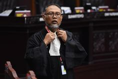 Hakim: Pak Bambang Widjojanto Stop, Kalau Tidak Saya Suruh Keluar...