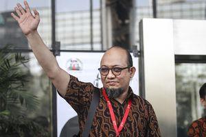 KPK Fasilitasi Polisi Periksa Novel Baswedan Kamis Besok