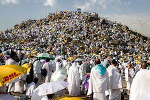 Dubes Arab Saudi Bantah Ada Larangan Berhaji Warga Palestina