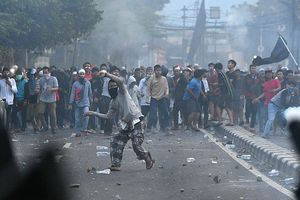 Polri: Para Provokator dari Luar Jakarta