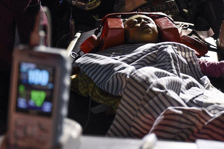 Satu Keluarga Tewas Hingga Adik yang Gagal Diselamatkan Kakak, Ini 7 Kisah Haru Gempa Lombok