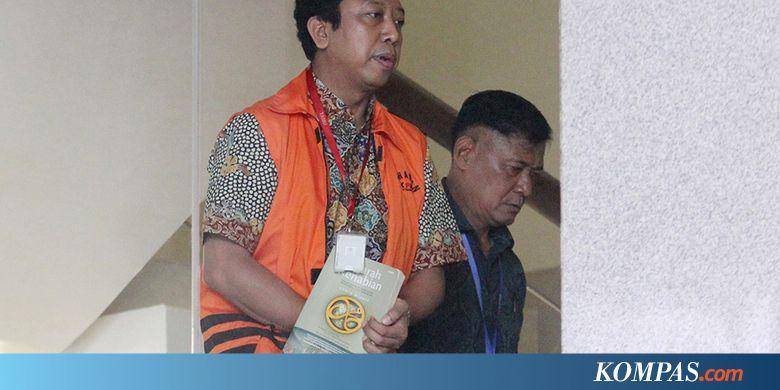 Kasus Romahurmuziy, KPK Panggil Sekjen DPR Dan Staf Khusus
