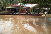 Korban Banjir Aceh Utara Mulai Mengungsi