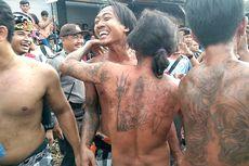 Gelar Perang Api Jelang Nyepi, Umat Hindu Lombok Ingin Pemilu Damai