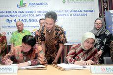 BNI Ikut Biayai Pembangunan Jakarta-Cikampek II Selatan senilai Rp 1,39 Triliun