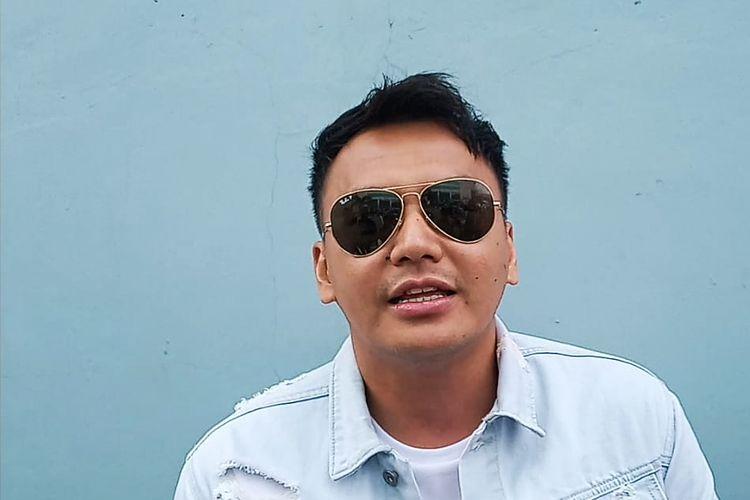 Pebasket Wijaya Saputra saat ditemui di Gedung Trans TV, Tendean, Jakarta Selatan, Rabu (13/3/2019).