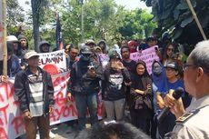 Anak Muda hingga Nenek-nenek Korban Penggusuran di Bekasi Demo di Kantor BPN
