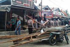 Tata Aset, PT KAI Bongkar 103 Bangunan Ilegal di Aceh Utara