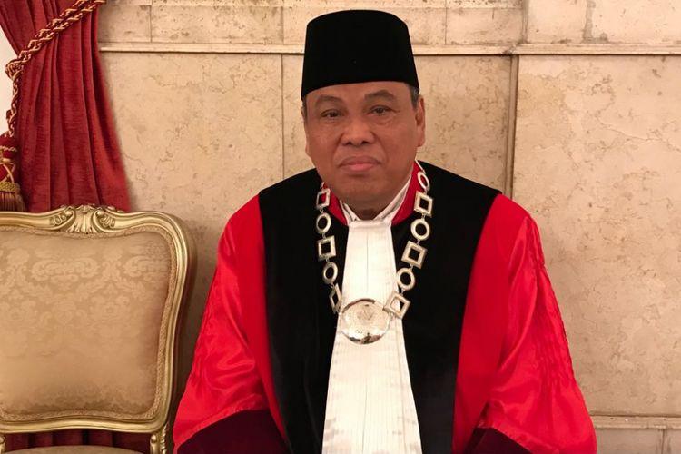 Ketua Hakim MK Arief Hidayat