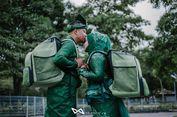 Pasangan Malaysia Unggah Foto Pernikahan Bertema GrabFood