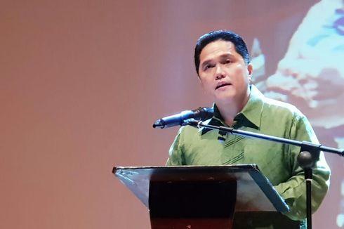 Erick Thohir: Stop Saling Menghujat!