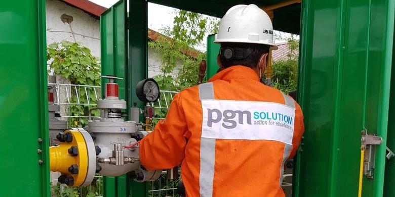Di Kuartal III Tahun 2018, PGN Raih Laba Bersih Rp 3,06 Triliun