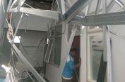 Atap Ambruk dan Timpa Pasien, Paviliun RSAL di Surabaya Baru Saja Direnovasi