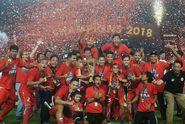 Tumbangkan Bali United, Persija Juarai Piala Presiden 2018