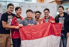 Tim Indonesia Raih 1 Emas dan 5 Perak di Olimpiade Matematika Internasional