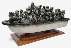 Banksy Undi Karya Seninya Mulai dari Rp 36.000, Tertarik?