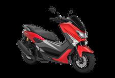 Yamaha NMAX Punya Warna Baru