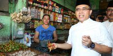 Sidak Ke Pasar Blambangan, Bupati Anas Puji Pemerintah Pusat