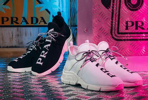 Sneakers Prada Ini Disebut-Sebut Mirip Adidas NMD