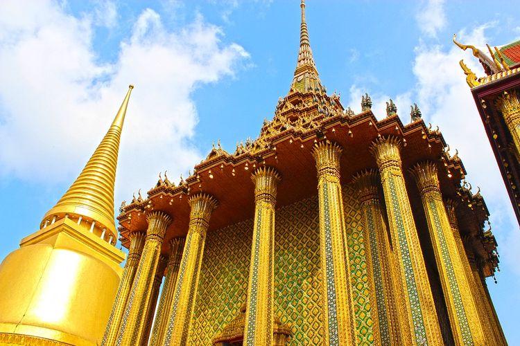 440+ Gambar Rumah Adat Thailand Gratis
