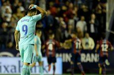 Hasil Liga Spanyol, Barcelona Gagal Juara dengan Status Tanpa Kalah